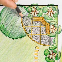 beplantingsplan, tuinontwerp